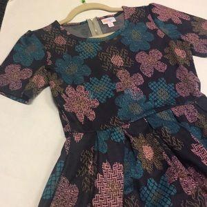 New Lularoe With Tags Small Amelia Dress